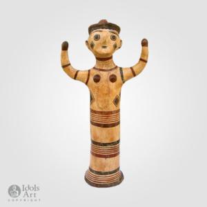 M91-mycenaean-shaped-figurine